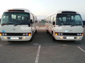 Cyprus services - Buses