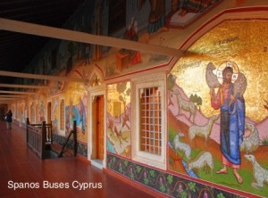 Tours Cyprus - Spanos Buses Cyprus