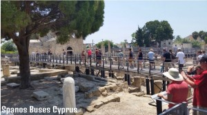 Tours by Spanos Buses Cyprus Services