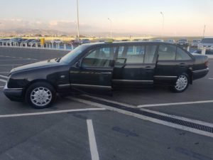 Taxi Airport Cyprus