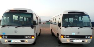 Cyprus By Buses - Spanos